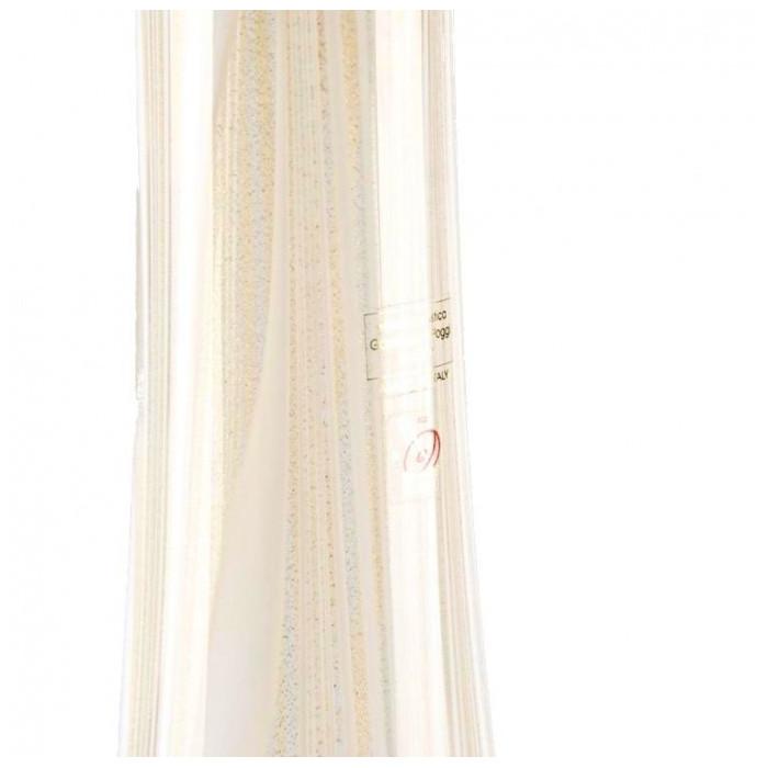 murano glass vase tall